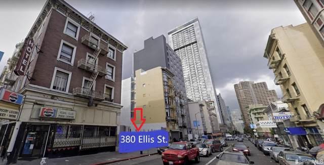 380 Ellis Street, San Francisco, CA 94102 (MLS #494316) :: Keller Williams San Francisco