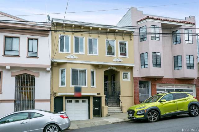 474-476 26th Avenue, San Francisco, CA 94121 (MLS #494319) :: Keller Williams San Francisco
