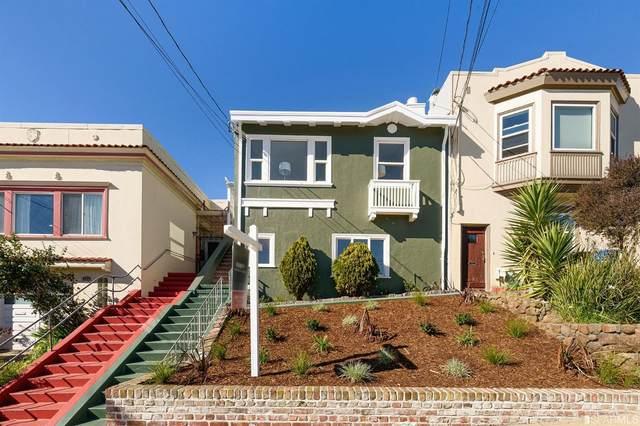 579 44th Avenue, San Francisco, CA 94121 (#494515) :: Maxreal Cupertino
