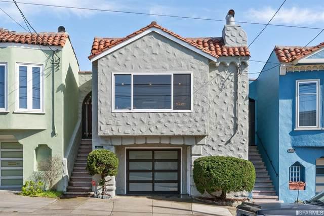 650 38th Avenue, San Francisco, CA 94121 (#494979) :: Maxreal Cupertino