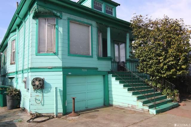 5733 E 17, Oakland, CA 94621 (#495035) :: Maxreal Cupertino