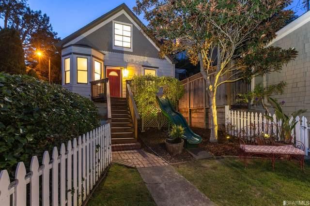 2580 Diamond Street, San Francisco, CA 94131 (MLS #495049) :: Keller Williams San Francisco