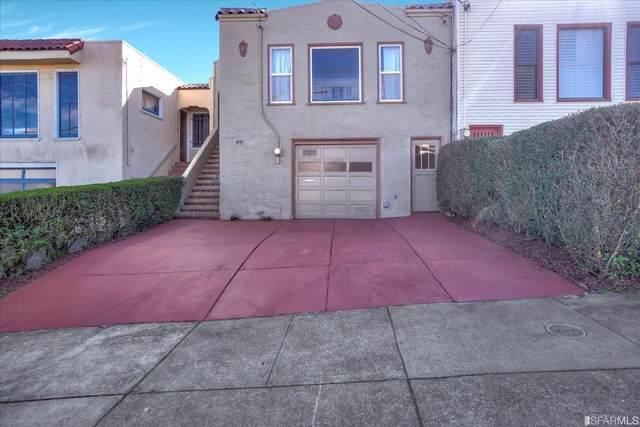 191 Judson Avenue, San Francisco, CA 94112 (MLS #495070) :: Keller Williams San Francisco