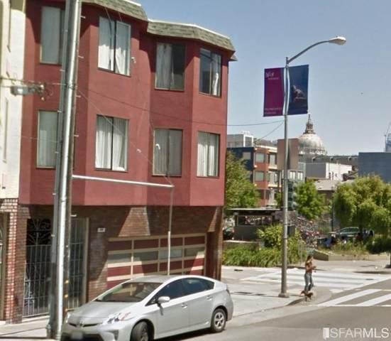 400 Fell Street, San Francisco, CA 94102 (MLS #495309) :: Keller Williams San Francisco