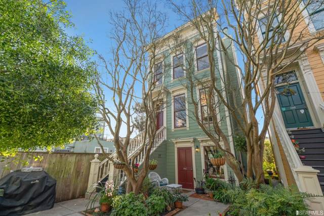 1945 Ofarrell Street, San Francisco, CA 94115 (MLS #495314) :: Keller Williams San Francisco