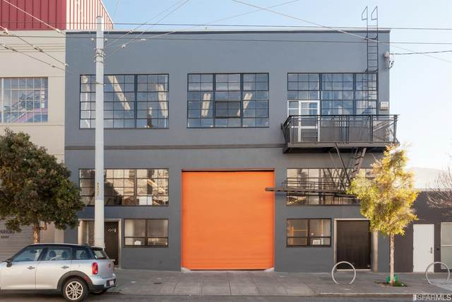 2505 Mariposa Street, San Francisco, CA 94110 (#495445) :: Maxreal Cupertino