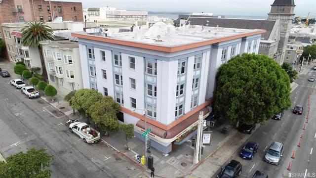 2101 Van Ness Avenue, San Francisco, CA 94109 (#496740) :: Corcoran Global Living