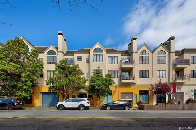 1310 Fulton Street #203, San Francisco, CA 94117 (#496744) :: Corcoran Global Living