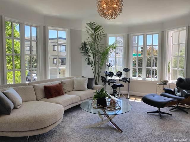 1905 Laguna Street #102, San Francisco, CA 94115 (#496783) :: Corcoran Global Living