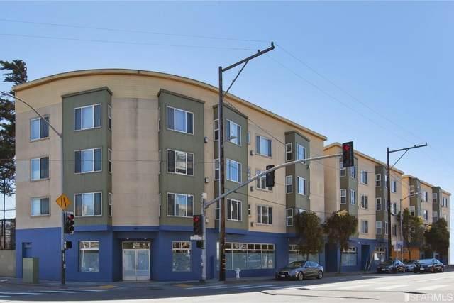 901 Bayshore Boulevard #206, San Francisco, CA 94124 (MLS #497737) :: Keller Williams San Francisco