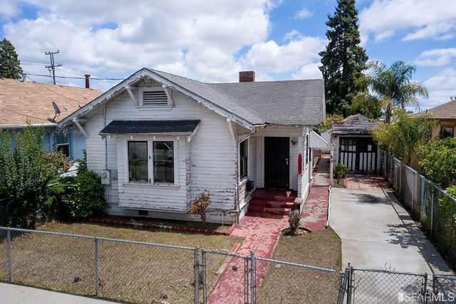 2122 69th Avenue, Oakland, CA 94621 (#498620) :: RE/MAX Accord (DRE# 01491373)