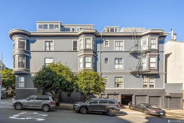 3294 Clay Street #6, San Francisco, CA 94115 (MLS #498666) :: Keller Williams San Francisco