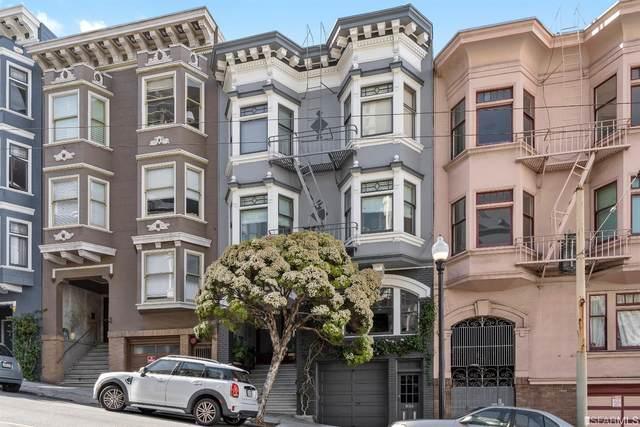 906 Union Street, San Francisco, CA 94133 (#498743) :: RE/MAX Accord (DRE# 01491373)