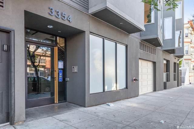 3354 20th Street #101, San Francisco, CA 94110 (MLS #498900) :: Keller Williams San Francisco