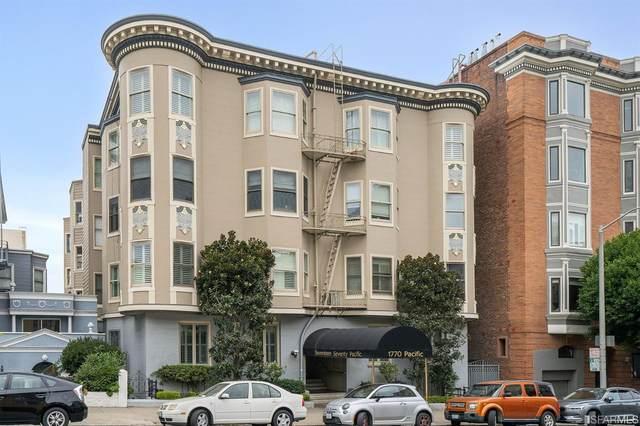 1770 Pacific Avenue #302, San Francisco, CA 94109 (MLS #499014) :: Keller Williams San Francisco