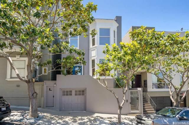 2707 Laguna Street, San Francisco, CA 94123 (MLS #499050) :: Keller Williams San Francisco