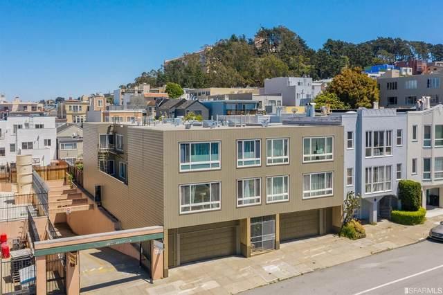 50 Stanyan Street, San Francisco, CA 94118 (#499100) :: Corcoran Global Living
