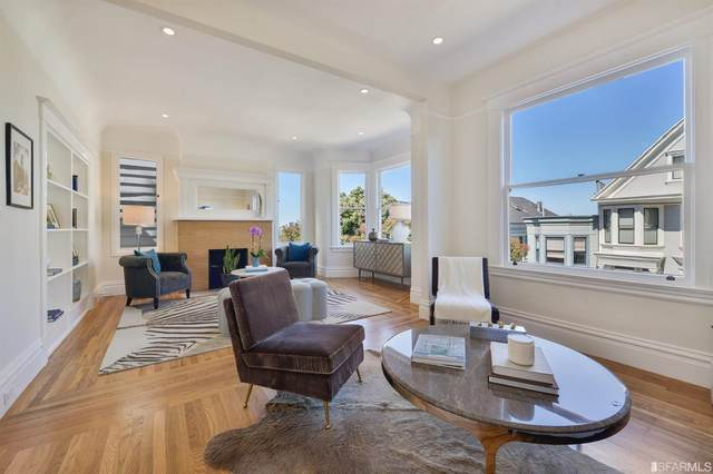 56 Alpine Terrace #56, San Francisco, CA 94117 (#499149) :: Corcoran Global Living