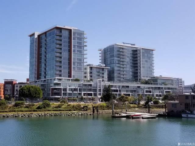 718 Long Bridge Street #506, San Francisco, CA 94158 (MLS #499162) :: Keller Williams San Francisco