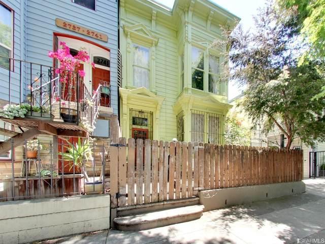 2743 Folsom Street, San Francisco, CA 94110 (MLS #499172) :: Keller Williams San Francisco