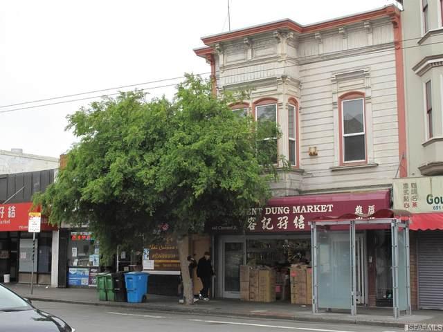 645-647 Clement Street, San Francisco, CA 94118 (#499417) :: Corcoran Global Living