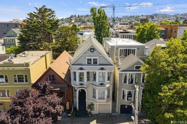 47-49 Henry Street, San Francisco, CA 94114 (#499419) :: Corcoran Global Living