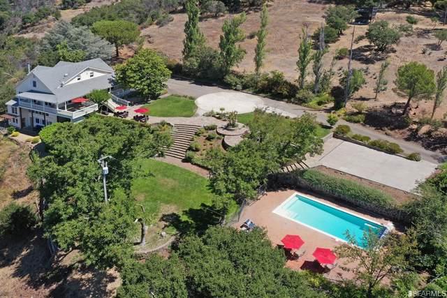 1750 Moon Mountain Road, Sonoma, CA 95476 (MLS #499472) :: Keller Williams San Francisco