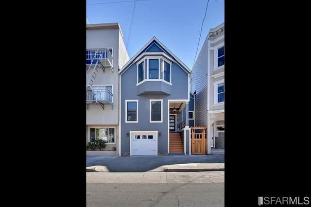 768 6th Avenue, San Francisco, CA 94118 (#499484) :: Corcoran Global Living