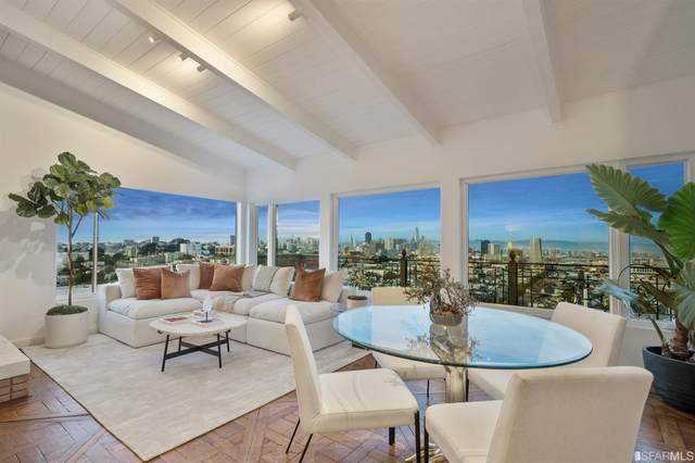 35 Alpine Terrace #5, San Francisco, CA 94117 (#499724) :: Corcoran Global Living