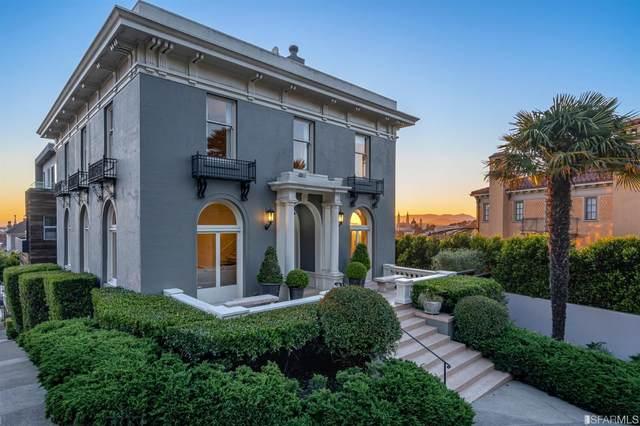 701 Buena Vista Avenue, San Francisco, CA 94117 (#499779) :: Corcoran Global Living