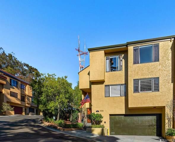 143 Galewood Circle, San Francisco, CA 94131 (MLS #499861) :: Keller Williams San Francisco