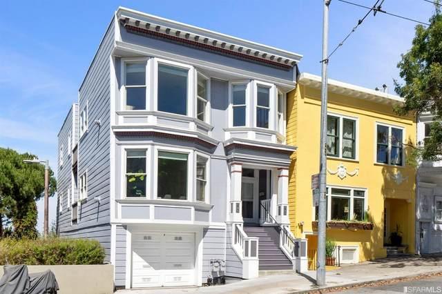 813 Clayton Street, San Francisco, CA 94117 (#499957) :: Corcoran Global Living