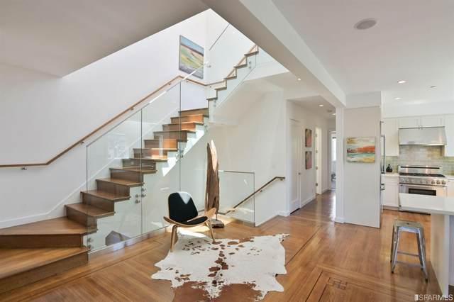 45 Belcher, San Francisco, CA 94114 (#500438) :: Corcoran Global Living