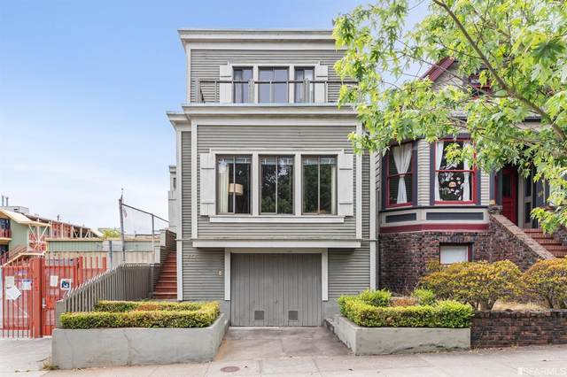 262 Funston Avenue, San Francisco, CA 94118 (#500485) :: Corcoran Global Living
