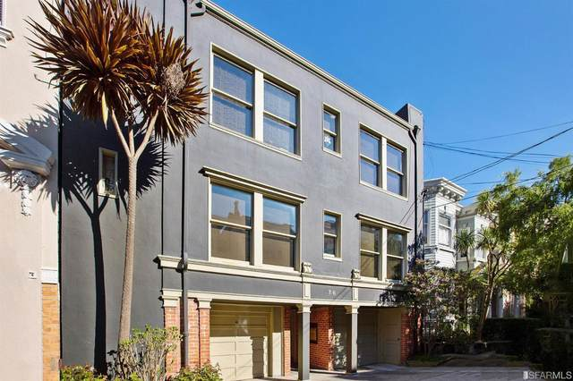76 Divisadero Street, San Francisco, CA 94117 (#500509) :: Corcoran Global Living