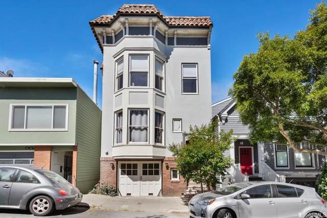 179-181 Downey Street, San Francisco, CA 94117 (#500515) :: Corcoran Global Living