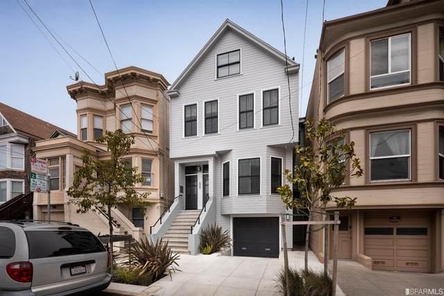 262 6th Avenue, San Francisco, CA 94118 (#500540) :: Corcoran Global Living