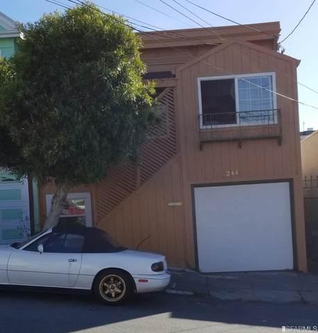 244 Lowell Street, San Francisco, CA 94112 (#500569) :: Corcoran Global Living