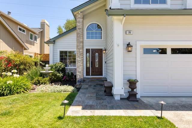 26 Noonan Ranch Drive, Santa Rosa, CA 95403 (MLS #500571) :: Keller Williams San Francisco