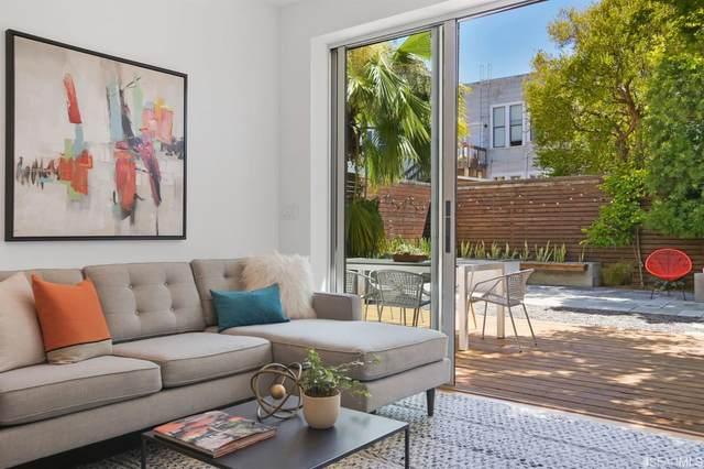 49 Belcher Street, San Francisco, CA 94114 (#500714) :: Corcoran Global Living