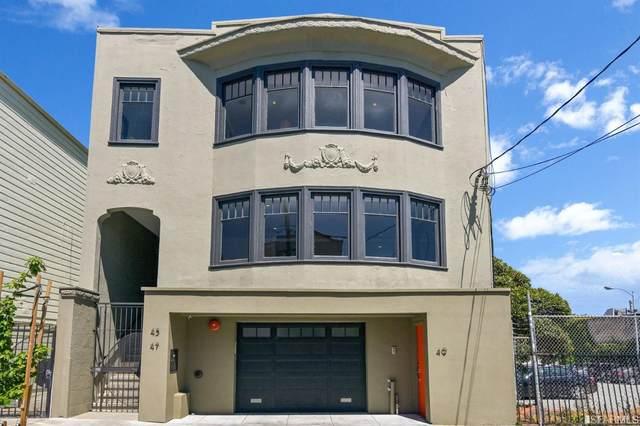 45-49 Belcher Street, San Francisco, CA 94114 (#501058) :: Corcoran Global Living