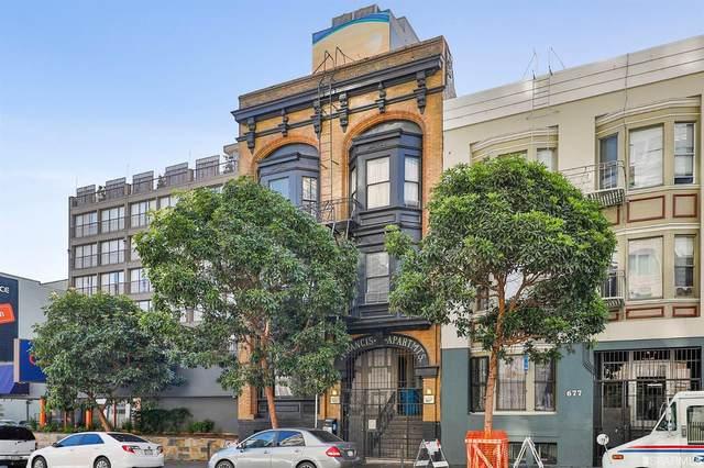 669 Ellis Street, San Francisco, CA 94109 (MLS #501076) :: Keller Williams San Francisco