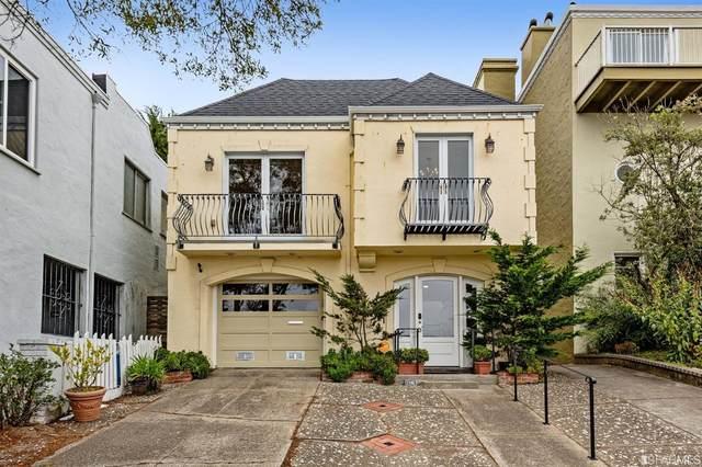 1796 16th Avenue, San Francisco, CA 94122 (#501093) :: Corcoran Global Living