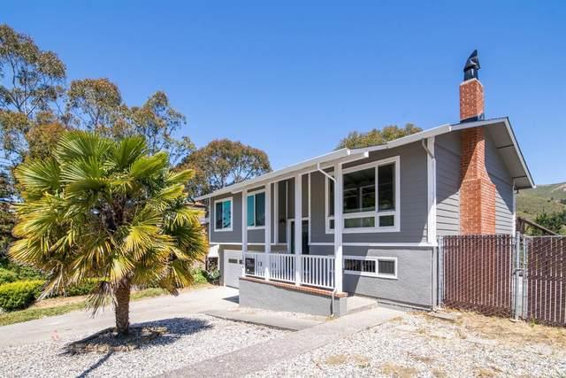 1204 Everglades Drive, Pacifica, CA 94044 (MLS #501539) :: Keller Williams San Francisco