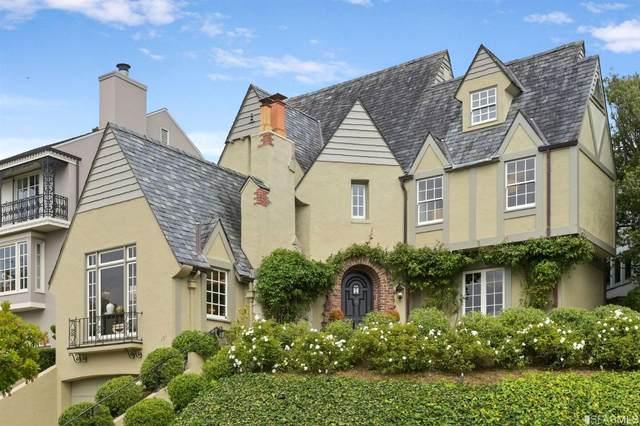 101 Santa Paula Avenue, San Francisco, CA 94127 (#501585) :: Corcoran Global Living