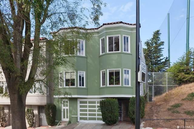501 Masonic Avenue, San Francisco, CA 94117 (#501589) :: Corcoran Global Living