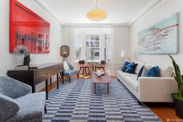1530 Mcallister Street #3, San Francisco, CA 94115 (#501845) :: Corcoran Global Living