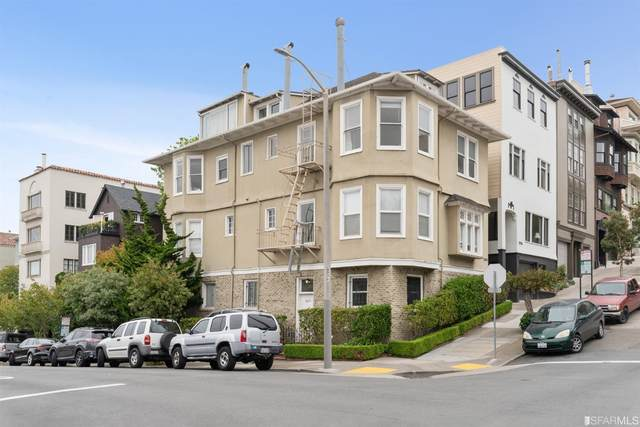 2485 Filbert Street B, San Francisco, CA 94123 (#502043) :: Corcoran Global Living