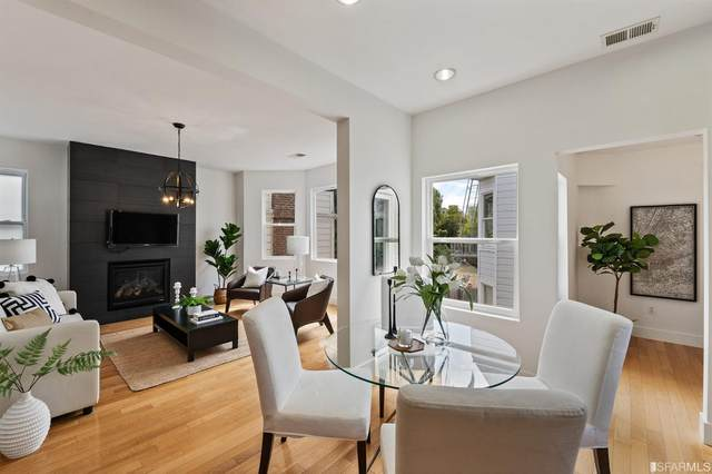 557 Fillmore Street #6, San Francisco, CA 94117 (#502127) :: Corcoran Global Living