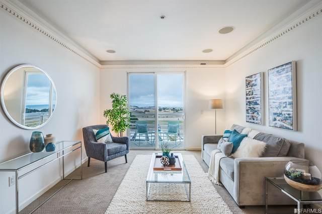 401 Crescent Court #4407, San Francisco, CA 94134 (#502267) :: Corcoran Global Living